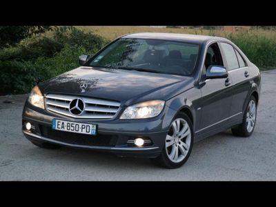 second-hand Mercedes C220 Avantgarde - an 2008, 2.2 Cdi (Diesel)