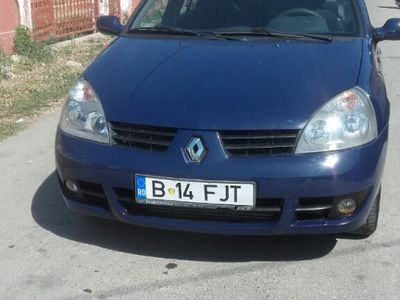 second-hand Renault Symbol 93000km