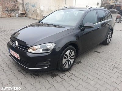 second-hand VW Golf VII highline