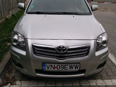second-hand Toyota Avensis 2007