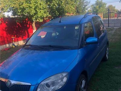 second-hand Skoda Roomster 1.4TDI