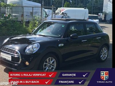 second-hand Mini Cooper S