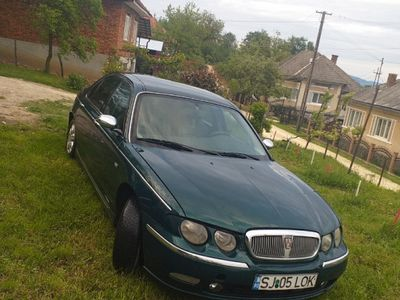 second-hand Rover 75 2.0 d