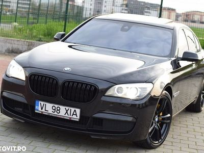 second-hand BMW 750 Seria 7