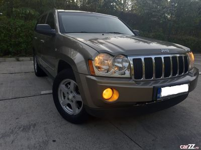 second-hand Jeep Grand Cherokee Limited An 2006 / variante