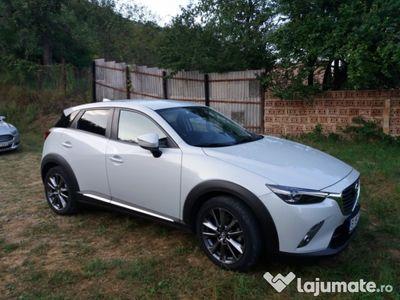 second-hand Mazda CX-3 benzina 2017