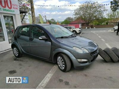 second-hand Smart ForFour 1.1