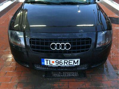 second-hand Audi TT
