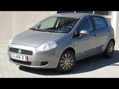 second-hand Fiat Grande Punto - an 2007, 1.2 (Benzina)