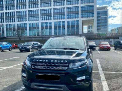 second-hand Land Rover Range Rover evoque 2013