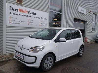 second-hand VW up! take4 usi BlueMotion Technology
