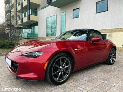 second-hand Mazda MX5 RF