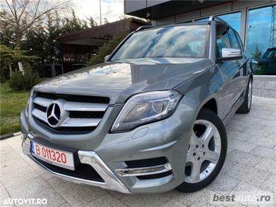 second-hand Mercedes GLK220 // 2.2 CDi 170 CP // Navigatie Mare 3D // Keyless Go+Entry // Pilot Automat .