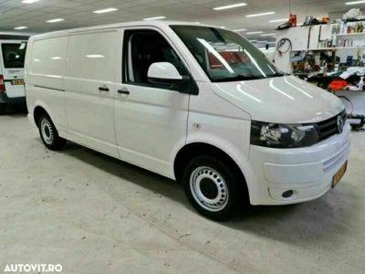 second-hand VW Transporter Furgon
