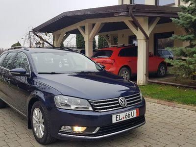 second-hand VW Passat B7 Comfortline