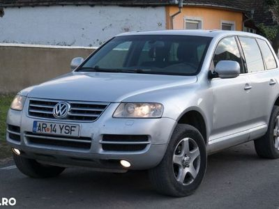 second-hand VW Touareg 2.5TDI