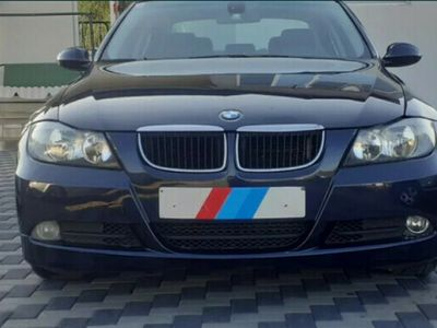 second-hand BMW 320 E90recent adus