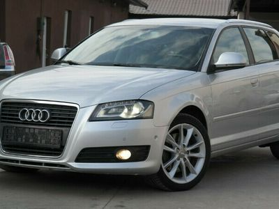 second-hand Audi A3 Sportback EURO 5 - an 2010, 2.0 Tdi (Diesel)