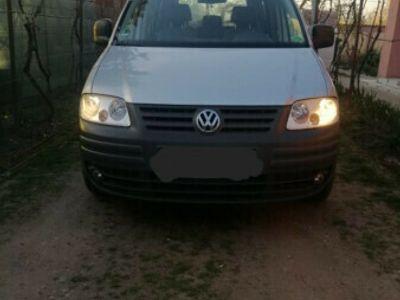 second-hand VW Caddy benzina + GPL