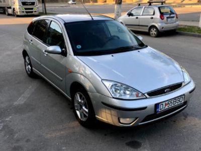 second-hand Ford Focus Ghia 1 / 2002 / 1.6 Benzina / Euro 4 / 100 CP