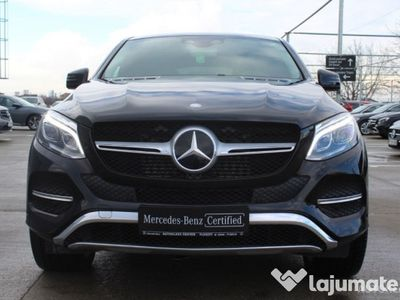 second-hand Mercedes GLE350 4matic Coupe