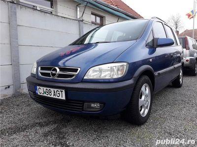 second-hand Opel Zafira - GPL - 7 Locuri.