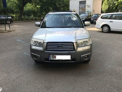 second-hand Subaru Forester 4X4