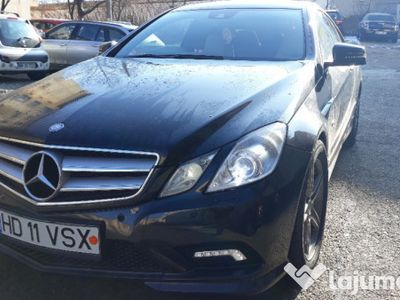 second-hand Mercedes E250 CDI-
