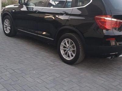second-hand BMW X3 Seria X