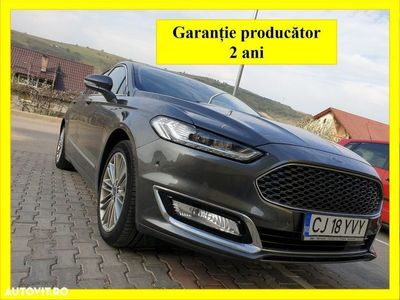 second-hand Ford Mondeo Vignale