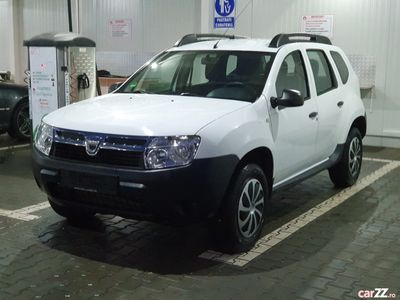 second-hand Dacia Duster 2012 1.5dci
