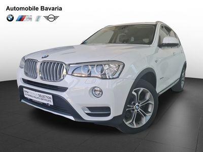 second-hand BMW X3 xDrive20d X Line