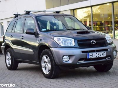 second-hand Toyota RAV4 2.0