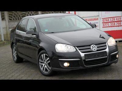 second-hand VW Jetta - an 2007, (Diesel)