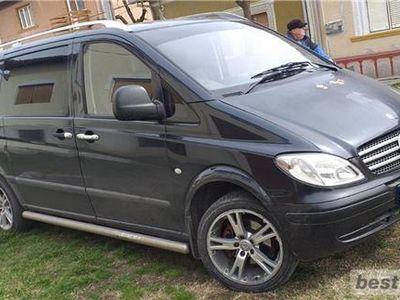 second-hand Mercedes Vito 111 cdi - mixt