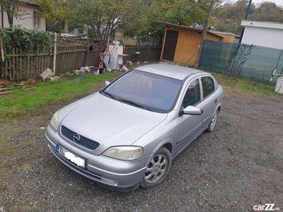 second-hand Opel Astra benzina 1,6 benzina