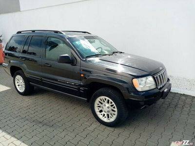 second-hand Jeep Grand Cherokee 2.7 CRD