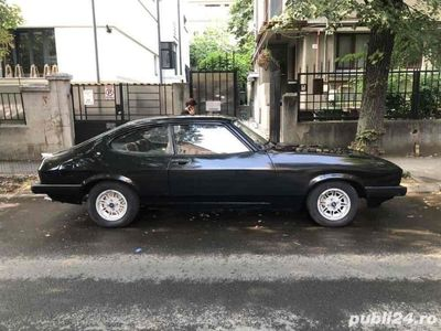 second-hand Ford Capri