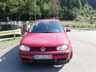 second-hand VW Golf IV 1.6