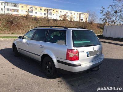 second-hand VW Passat b5.5