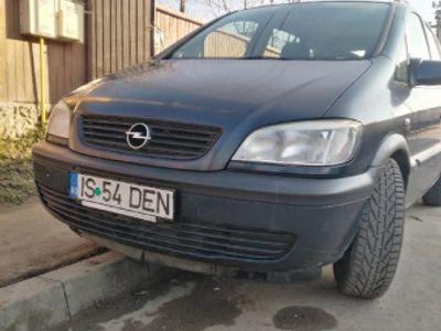 second-hand Opel Zafira 2004 euro 4