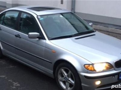 second-hand BMW 320 Seria 3 d Automatic inmatriculat