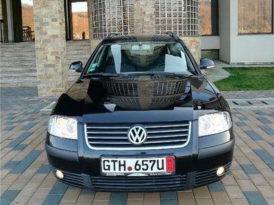 second-hand VW Passat 1.9 tdi 131 cp an 2005