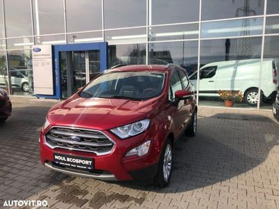 second-hand Ford Ecosport 1.0