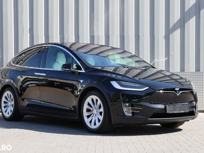 second-hand Tesla Model X P100D