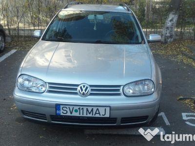 second-hand VW Golf IV 1,6 benzina
