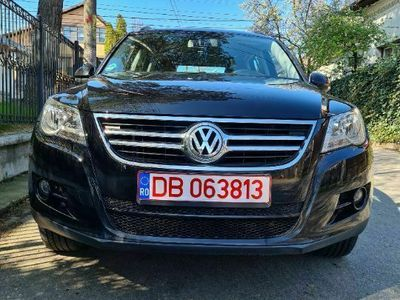 second-hand VW Tiguan 1.4