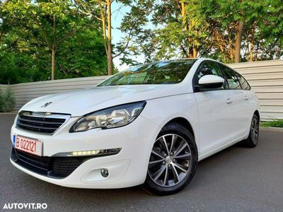 used Peugeot 308 120 cp