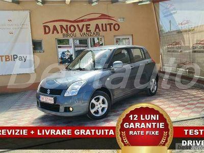 second-hand Suzuki Swift Revizie + Livrare GRATUITE, Garantie 12 Luni, RATE FIXE,1.3 Benzina, 4x4, 2006