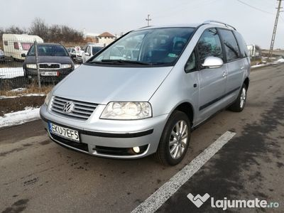 second-hand VW Sharan recent adus, anul fabr. 2008